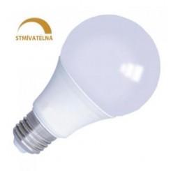 LED žárovka 12W 27xSMD2835 E27 960lm CCD STMÍVATELNÁ NEUTRÁLNÍ